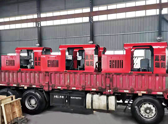 矿用柴油机